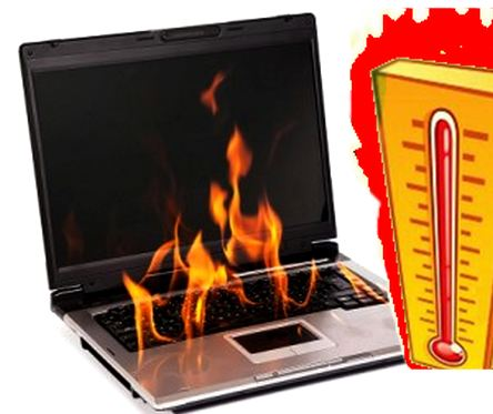 surriscaldamento computer