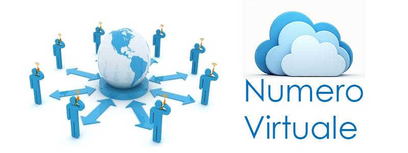 come creare un numero virtuale o provvisorio