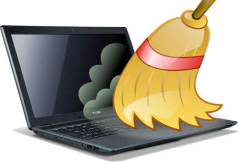 mantenere il pc pulito