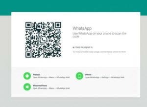 come spiare le chat di whatsapp