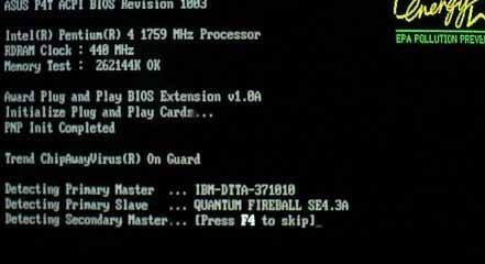 Come risolvere gli errori BIOS
