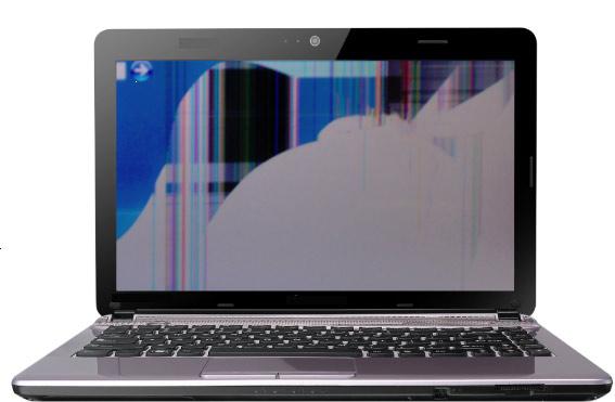 sostituzione display notebook