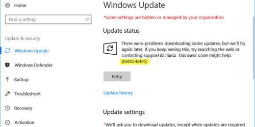 Come risolvere gli errori di Windows 10
