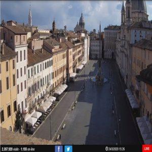 come vedere città dalle webcam